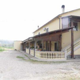 fattoria d'annunzio esterno